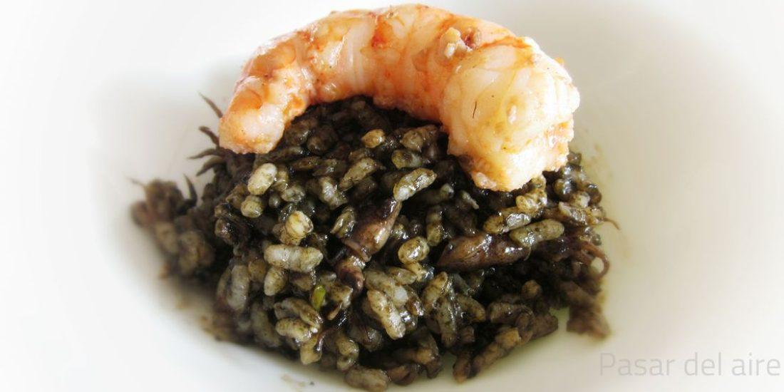 arroz, pescado, gambas, mejillones, chipirones, tinta, cocina, receta